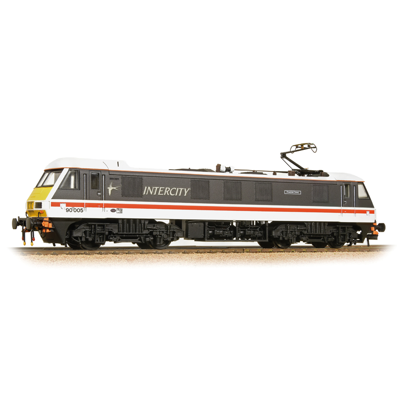 Bachmann - 32-610 - Class 90 Intercity Swallow Livery